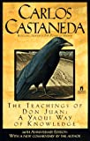 The TEACHINGS OF DON JUAN A YAQUI WAY OF KNOWLEDGE (0671019082) by Carlos Castaneda