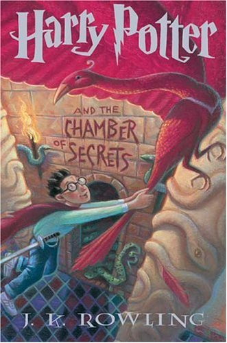 Harry Potter and the Chamber of Secrets (Book 2), J.K. ROWLING
