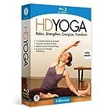 HD Yoga (4-disc set)