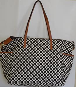Kate Spade York Classic Spade Adaira Baby Bag Chocolate