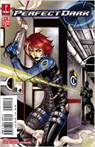 Perfect Dark: Janus' Tears (Comic Issues 1 - 6), Eric S. Trautmann, Good Book