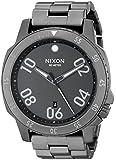 ニクソン (NIXON) 腕時計 THE RANGER ALL GUNMETAL (レンジャー オールガンメタ) NA506632-00