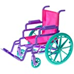 Butterflies™ Doll Wheelchair