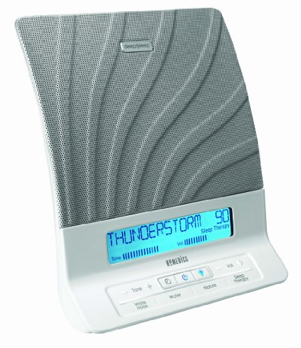 Homedics HDS-2000 Deep Sleep II Relaxation Sound and White Noise