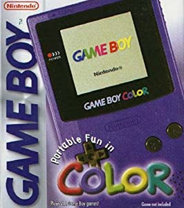 Nintendo Purple Console (GBC)