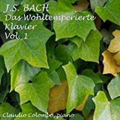 Das Wohltemperierte Klavier I : Prelude and Fugue No. 15 In G Major, BWV 860