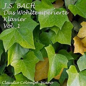 Das Wohltemperierte Klavier I : Prelude and Fugue No. 7 In E Flat Major, BWV 852