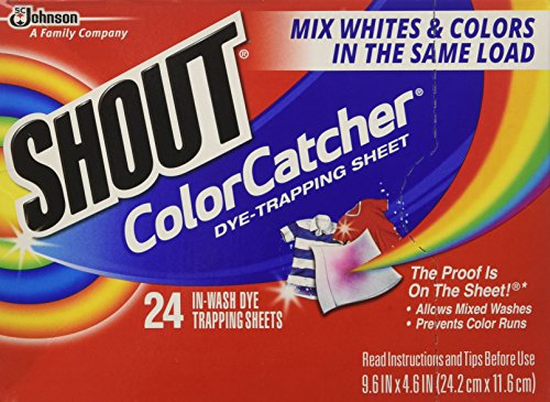 Shout Washer Sheets - 24 ct - 2 pk (Shout Color Catcher Sheets compare prices)