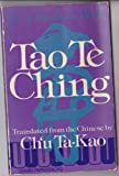 Tao Te Ching (0042990076) by Lao-tzu