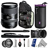 Tamron AFA010N700 28-300mm f 3.5-6.3 Di VC PZD Zoom Lens for NIKON FX Digital SLR Cameras (Net Price $769.99 After $100 Mail-In Rebate) w Essential Photo and Travel Bundle