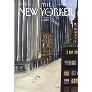 The New Yorker (July 9 & 16, 2007): Part 2 | [James Surowiecki, Ian Frazier, Orhan Pamuk, Stuart Dybek, Louis Menand]