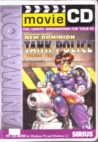 Masamune Shirow's New Dominion Tank Police, Volume Two