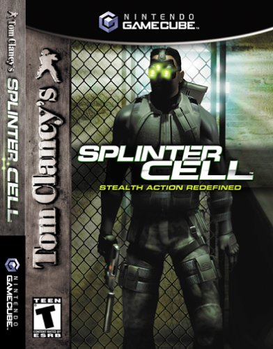 Tom Clancy's Splinter Cell - Gamecube