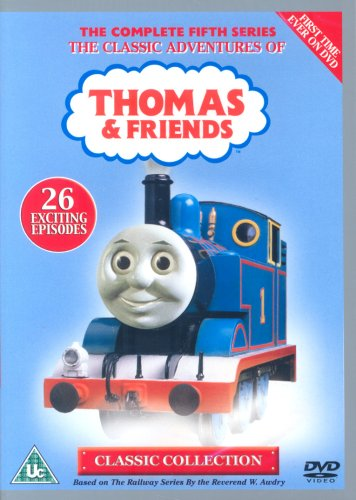 Thomas and Friends - Classic Collection: Series 5 [DVD]