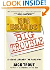 Big Brands Big Trouble: Lessons Learned the Hard Way