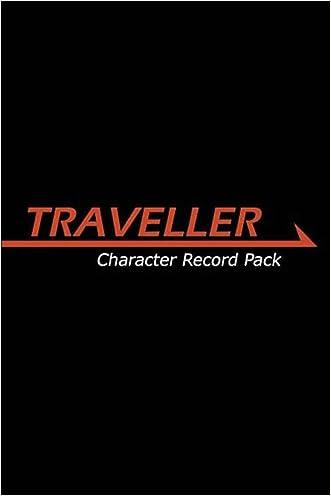 Traveller Character Record Pack (MGP3826)