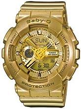 Comprar Casio BA-111-9A - Reloj (Pulsera, Femenino, Resina, SR726W, 2 Año(s), 4,63 cm)