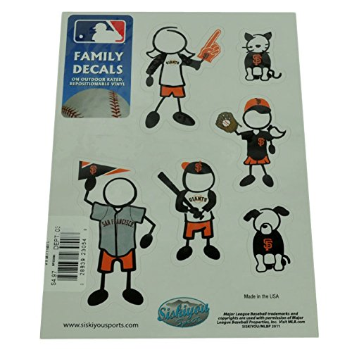 mlb-san-francisco-giants-family-decal-set-car-repositionable-vinyl-automobile