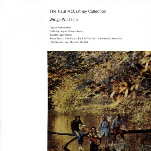 Wings - Wings Wild Life (The Paul Mccartney Collection) - Zortam Music