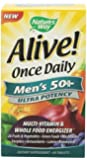 Nature S Way Alive Max Daily Multi Vitamin Max Potency  Count