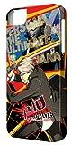 デザエッグ デザジャケット ペルソナ4 ジ・アルティメット イン マヨナカアリーナ for iPhone 5 デザイン1 鳴上 悠 DJGA-IPI7(m=01)