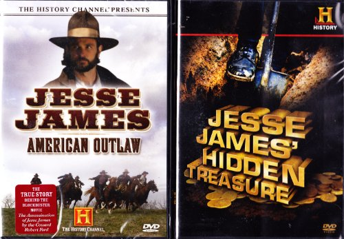 Jesse James Hidden Treasure History Channel Ron Pastore