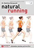 img - for natural running book / textbook / text book