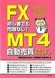 FX初心者でも問題なし!  MT4自動売買スタートマニュアル