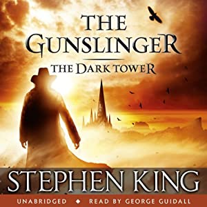 The Dark Tower I: The Gunslinger Audiobook