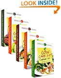 Low Carb Diet Cookbook Box Set: Low Carb Recipes: Breakfast, Lunch, Dinner, Snacks, Desserts And Slow Cooker Recipes