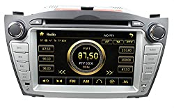 See lsqSTAR 7 Inch In Dash 2 Din Touch Screen Car DVD Player for Hyundai IX35/Tucson(2009-2012) with Dual Zone /PIP /GPS/BT/Radio/IPOD/3G/SWC+Free 4GB SD Map Details
