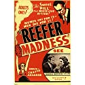 (24x36) Reefer Madness Movie Vintage Ad Poster Print