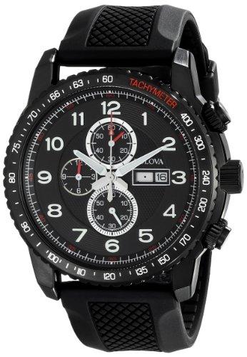 Bulova Men's 98C112 Marine Star Strap Watch