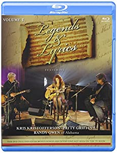 Legends & Lyrics, Vol. 1 [Blu-ray]