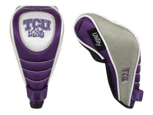 NCAA Texas Christian Horned Frogs Shaft Gripper Utility Headcover