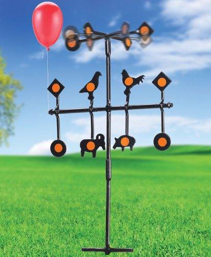 Gamo Deluxe Spinner Targets, 10 Spinners