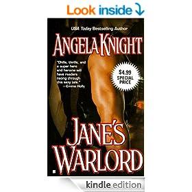 Jane's Warlord (Berkley Sensation)