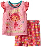 Team Umizoomi Toddler Pink Pajamas ,Multi, 2T