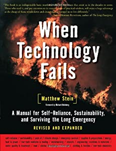 "Cover of ""When Technology Fails (Revised ..."