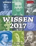 Wissen - Kalender 2017: Jeden Tag ein...