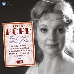 Collection Icon : Lucia Popp (Coffret 7 CD)