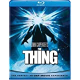 The Thing [Blu-ray] (Color: color)
