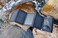 Solar Phone Charger by icefox (TM) 14W D...