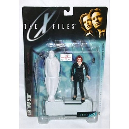 Buy Low Price McFarlane The X Files – Agent Dana Scully Figure (B000EANWOC)