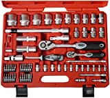 Famex 580-SD-20 Mechaniker Steckschlüsselsatz 66 tlg.