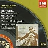 Prokofiev: Sinfonia Concertante . Miaskovsky: Cello Concerto