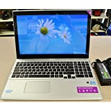"""Sony 15.5"""" VAIO Fit Touchscreen Ultrabook Laptop 750GB SVT15114CYS"""