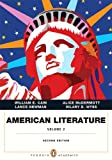 img - for American Literature, Volume II (Penguin Academics Series) (2nd Edition) book / textbook / text book