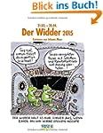 Widder 2015: Sternzeichen-Cartoonkale...