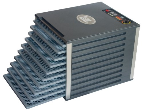 LEM Products 10 Tray Food Dehydrator with Digital Timer Discount
